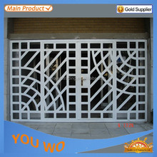 magnet bracelet forged iron door,ornamental iron door alibaba express