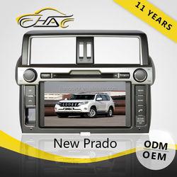 8 inch touch screen car radio for prado gps oem 2014 2015