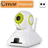 all in one ip network cctv camera with sound
