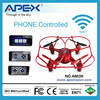 Multicopter RC Toys 6-Axis Flyfrog quadcopter frame with 720P camera remote control torys wifi Iphone control RC airplane