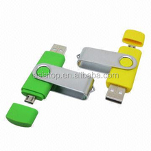 Fast Delivery Best Android Smartphone USB Flash Drive/ hot selling OTG usb