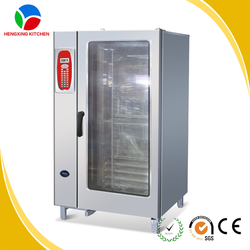 Electric Universal Steam Oven/Combi Steamer Oven/Combi Oven