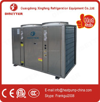 Air cooled water chiller(High EER and COP,Copeland compressor,DBT-25.0H-25KW)