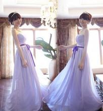 D16444A women purple long dress ,mesh sexy evening dress ,Cocktail Dresses