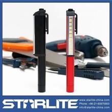STARLITE magnetic clip cute pen mini 9led 68CD multifunctional pen clip led light