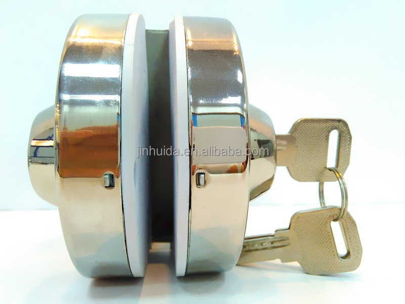Glass Door Security Lock 304ss Sliding Glass Glass Door Lock Silver