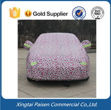 Customers love PP cotton frost proof car cover, heat radiation auto cover