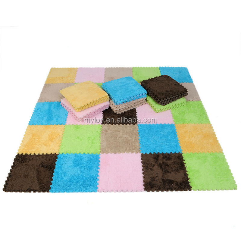 Dark Wood Foam Mats Puzzle Interlocking Eva Tiles Flooring Buy