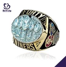 1994 San Francisco 49ers AAA zircon championship ring