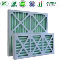 Air Conditioner System Cardboard Frame Prefilter