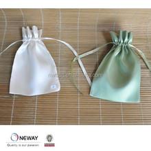 2015 China Price Quality Custom Satin Gift Bag/Satin Drawstring Bag/Large Satin Drawstring Bags