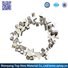 Wood cutting cobalt alloy saw tips for wheels--C040