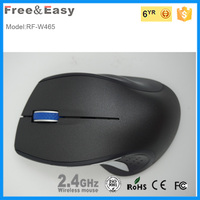 Unique 2.4Ghz wireless 6D optical mouse