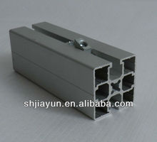 material alloy 6063 t5 aluminum slot bar
