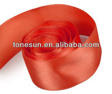 China Hot Passion Red Wholesale Designer Ribbon for Best Wedding Decoration for Lover