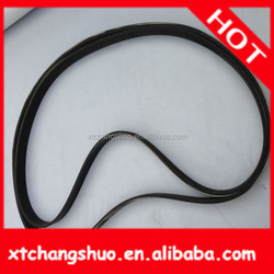Rubber and PU Material Auto Parts belt clip case for samsung galaxy note 3 with Good Quality assembly line conveyor belt
