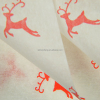 Acid Free Printed Wrapping Tissue Paper with Company Name