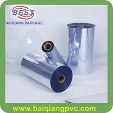 60 micron rótulo de embalagem para impressão / garrafas de vidro