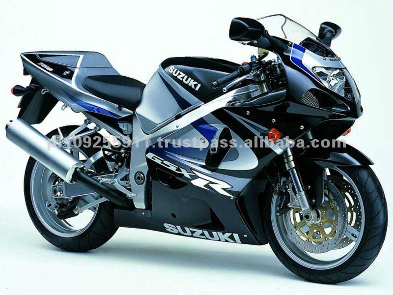 nuova moto suzuky