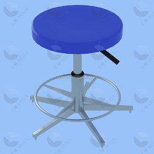durable school hospital pheumatic lab stool