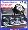 stage wedding light LED par can18pcs 12W RGBW 4in1 china led par cans