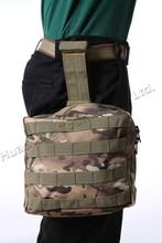 Excellent quality military traveling bag/kryptek camo military hunting shoulder bag