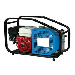 Two Outlets 30Mpa 300bar Mini Portable Air Compressor