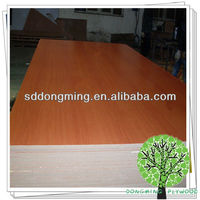 Oak Melamine Paper Face MDF Sheet