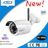 3.6/6mm Fixed-Focal Lens 2.0 Mega Pixel waterproof surveillance ip mini wireless bullet camera