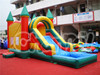 new design commercial inflatable pool slide for children for sale