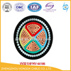 swa cable copper conductor XLPE Insulated electric Power wire