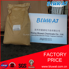 Ion exchange chemicals polyacrylamide copolymer suitable for paper making industry