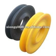 cast nylon pa6 sheet as wheel gear