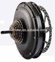 Outrider Rear Disc-brake 60V 1000W Popular High-quality Powerful E-bike Motor