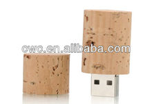 Pad print logo wood usb flash