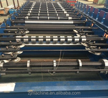 New design Z-Lock Wall panel Roll Forming Machine