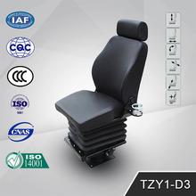 Popular fuente de la fábrica de repuesto carretilla elevadora asientos tzy1- d3( un)