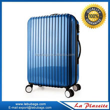 High quality american brand luggage, aluminum luggage case