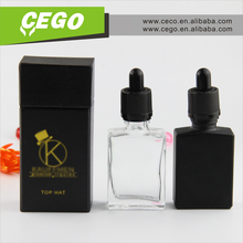 2015 hot sale glass nail polish bottle, clear french square glass bottle, bottle glass nail polish for ejuice