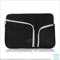 wholesale custom printed neoprene laptop sleeve 11.6