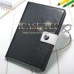 2015 Wholesale Best Selling Cover Case for ipad mini leather case, smart cover for ipad mini, book leather case for ipad mini