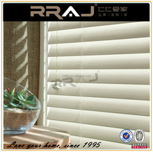 China factory make faux wood blinds / pine wood blinds