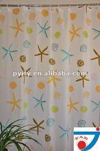 de alta calidad de moda peva cortina de ducha de peva buena calidad de baño cortinadeducha hermosa serie peva cortina de ducha