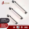 reinforcing type bathroom shower and toilet polished stainless steel grab bar