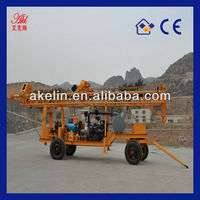 Good Performance!AKL-R-1B,Used Water Drilling Rigs for Sale in India