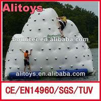 Good quality inflatable pool iceberg iceberg float , inflatable iceberg water toy