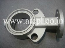 investment casting product valve body