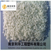 glass fiber reinforced pa6 gf40 nylon plastic raw material for injection molding, plastic chair, plastic fastener