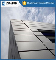 9mm high density Exterior brick cement board made by Headerboard