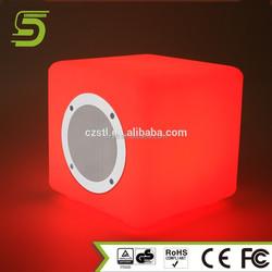 New product Romantic usb flash drive bluetooth speaker